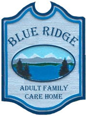 Blue Ridge Adult Family Home logo